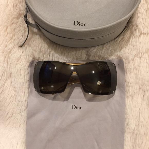 f6457d1954ae Dior Accessories - Vintage Christian Dior Overshine 2 Sunglasses